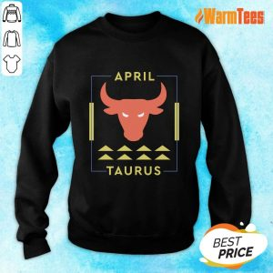 Excellent April Taurus Sweater