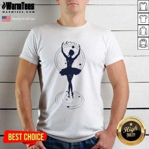 Fantastic Ballet Art Ladies Shirt
