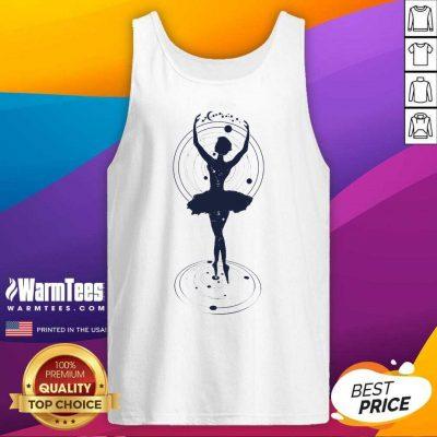 Fantastic Ballet Art Ladies Tank Top