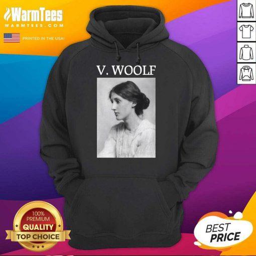 Fantastic Virginia Woolf Hoodie