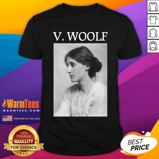 Fantastic Virginia Woolf Shirt