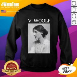 Fantastic Virginia Woolf Sweatshirt