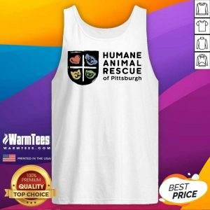 Happy Humane Animal Rescue Of Pittsburgh Tank Top