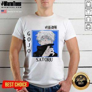 Original Satoru Gojo Shirt
