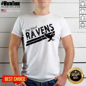 Premium Rine School Ravens Eagle Shirt