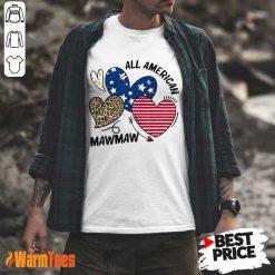 All American Mawmaw Shirt
