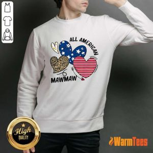 All American Mawmaw Sweater