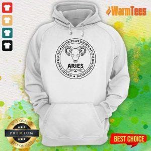 Aries Independent Hoodie