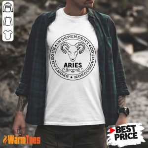 Aries Independent Shirt