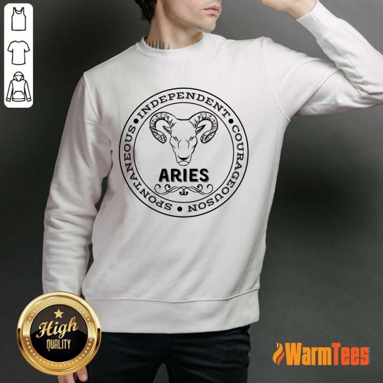 Aries Independent Sweater
