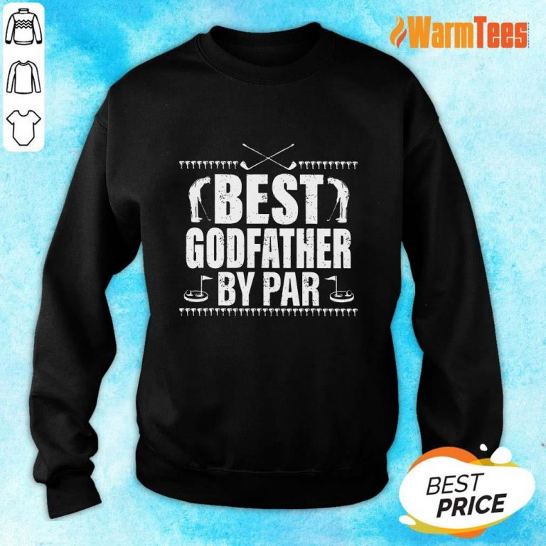 Best Godfather By Par Sweater