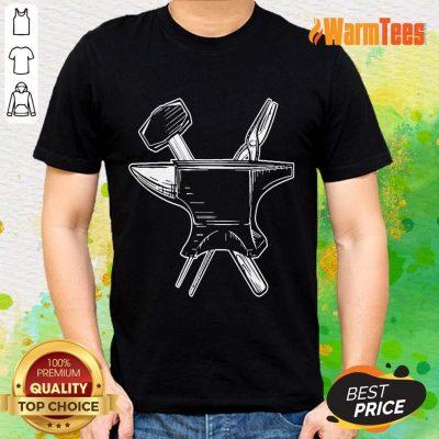 Blacksmith Tools Shirt