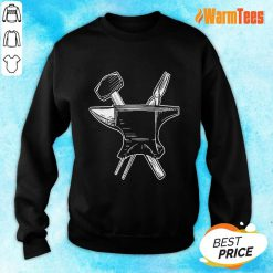 Blacksmith Tools Sweater