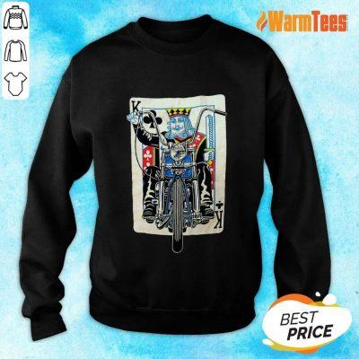 Card Rider Sweater