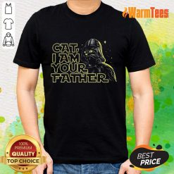 Cat I Am Your Father Shirt