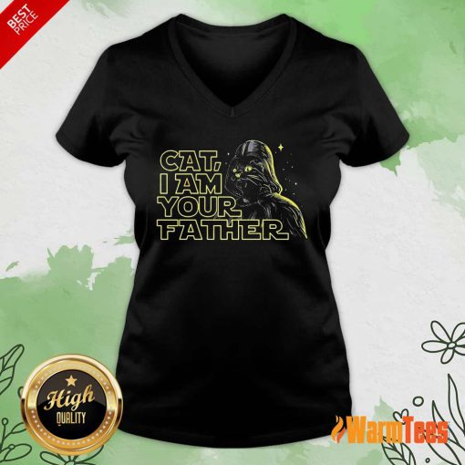 Cat I Am Your Father V-neck