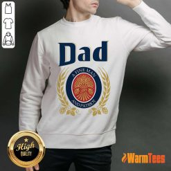 Dad A Fine Man And Patriot Sweater