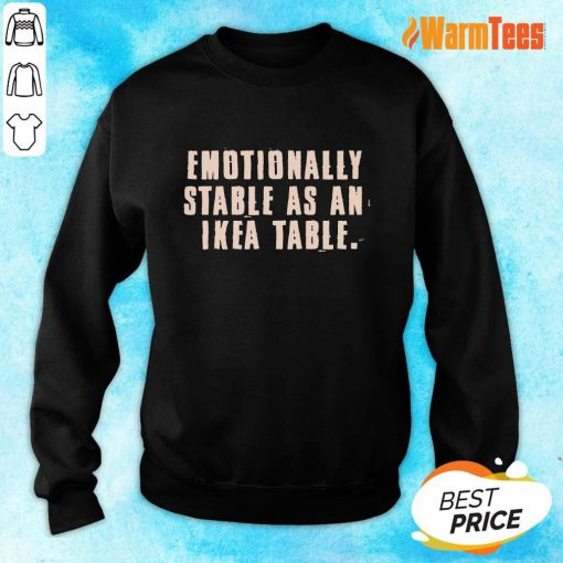 Emotionally Stable Sweater