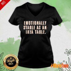 Emotionally Stable V-neck