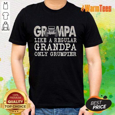 Grumpa Grandpa Shirt