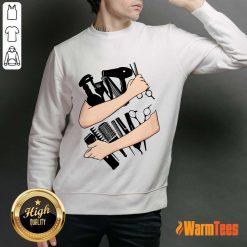 Hairstylist Love Sweater