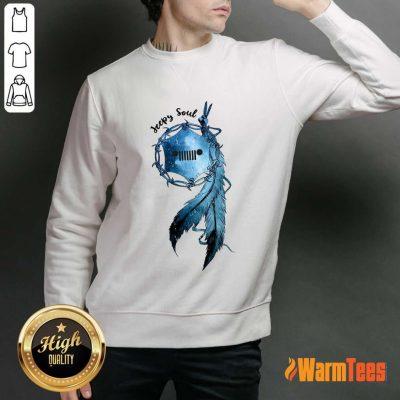 Jeepsy Soul Sweater
