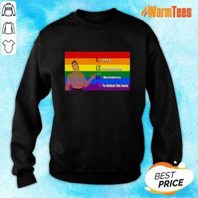 LGBT Sweater