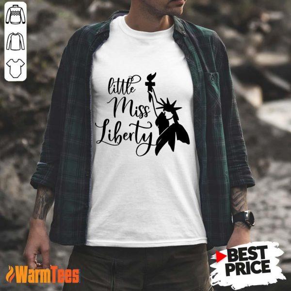 Little Miss Liberty Shirt