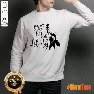 Little Miss Liberty Sweater