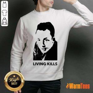 Living Kills Sweater