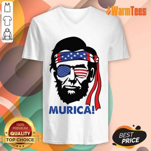 Murica V-neck