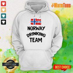 Norway Drinking Team Hoodie