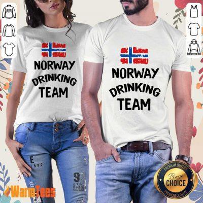 Norway Drinking Team Ladies Tee