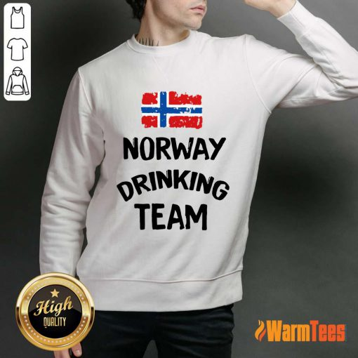 Norway Drinking Team Sweater