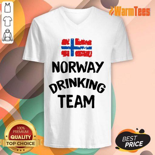Norway Drinking Team V-neck