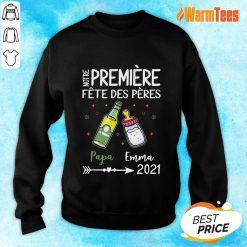 Notre Premiere Fete Des Peres 2021 Sweater