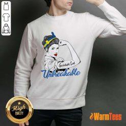 Strong Swedish Girl Unbreakable Sweater