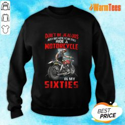 Motorcycle In My Sixties Sweater