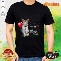 Oh IT Cat Shirt