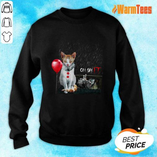 Oh IT Cat Sweater