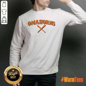 Omahorns Texas 2021 Baseball Sweater