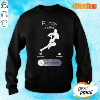 Rugby Is Calling Sweater