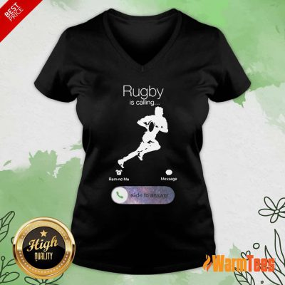Rugby Is Calling V-neck