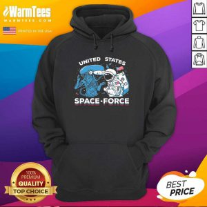 United States Space Force Hoodie