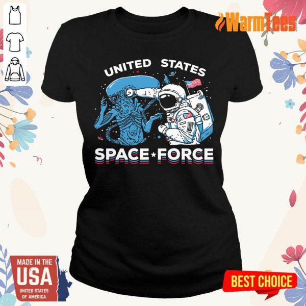 United States Space Force Ladies Tee