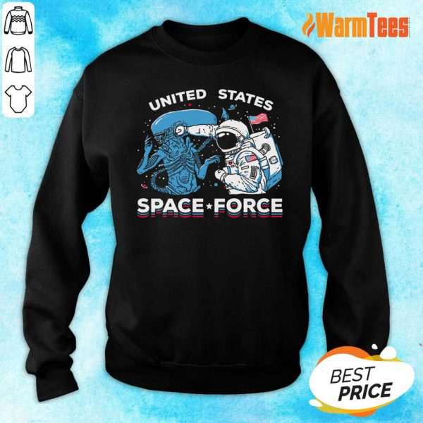 United States Space Force Sweater