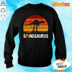 Vip Pi Spinosaurus Vintage Sweater