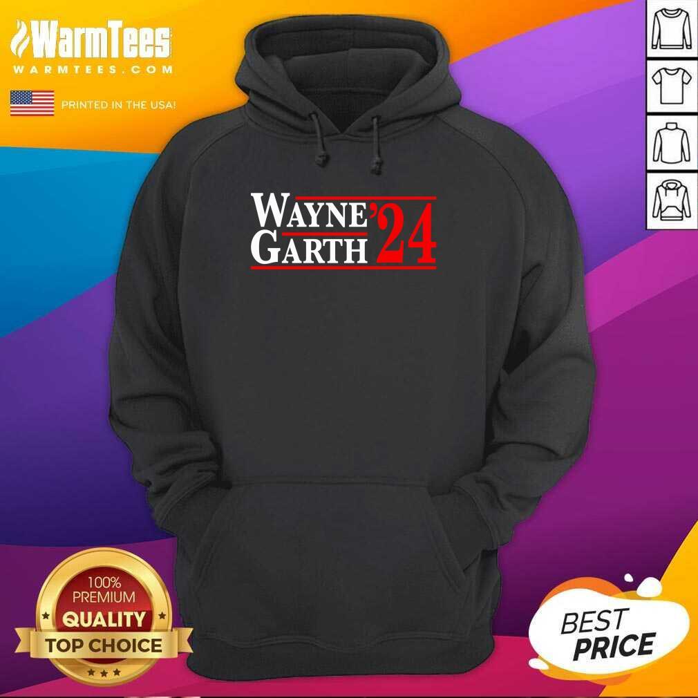 Wayne And Garth 2024 Hoodie