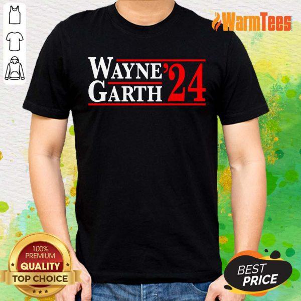 Wayne And Garth 2024 Shirt