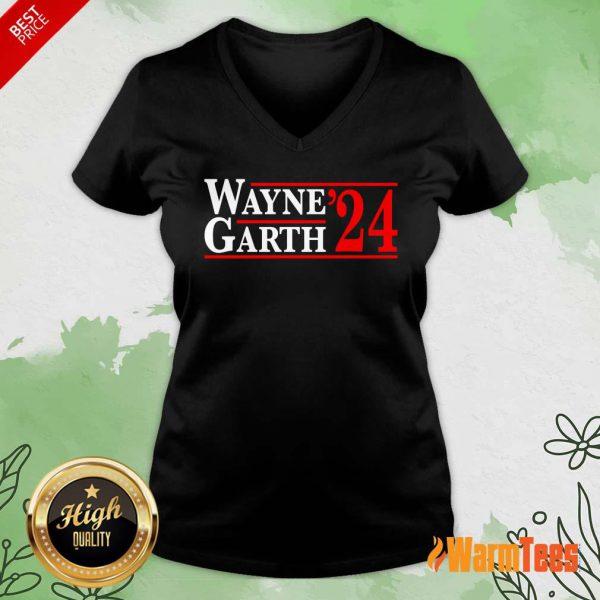 Wayne And Garth 2024 V-neck